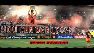 tifo animation ouled el bahdja vs tp mazembe en finale ldc   hd