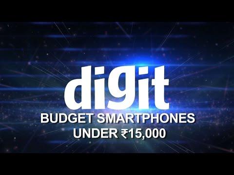 Top 10 Smartphones under ₹15,000 in 55 seconds (As of November 2015)