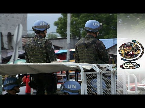 UN Peacekeepers & Sexual Violence in Haiti