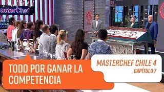 Capítulo 7   MasterChef Chile 4