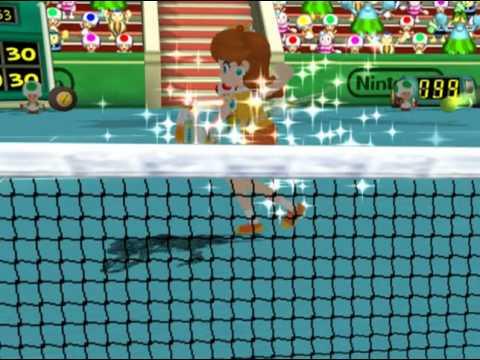 GC] Mario Power Tennis