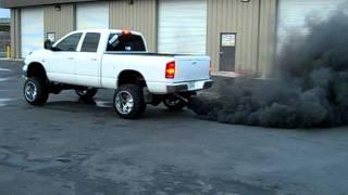 Justin's Dodge Rollin Coal
