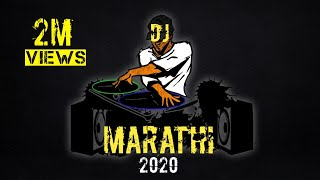 NEW MARATHI DJ MIX SONG    2020    NONSTOP SONG    UniQne sharma.G