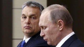 Putyin-Orbán találkozó Moszkvában