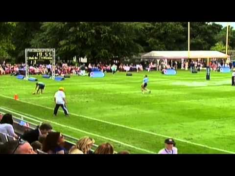 Irish American Flag Football Classic - July 4, 2012