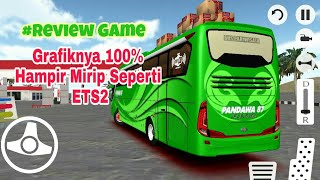 Review Game Es Bus Simulator ID | BUSSID CHANEL