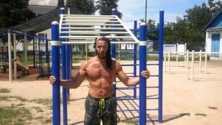 Как поднятьТестостерон + Гормон роста  упражнениями