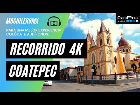 Coatepec centro recorrido a pie / Walking tour | 4K 60FPS GO PRO HERO 9 | MOCHILEROMX