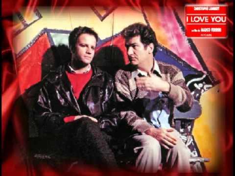 Christopher Lambert & Eddy Mitchell - thirty years of the movie I LOVE YOU (1986).avi