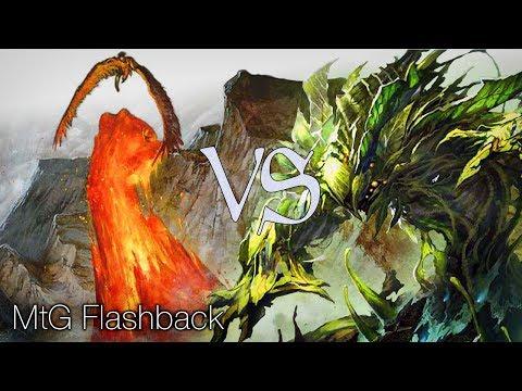 MtG Modern Flashback Episode 31 - Seismic Swans VS Dredgevine