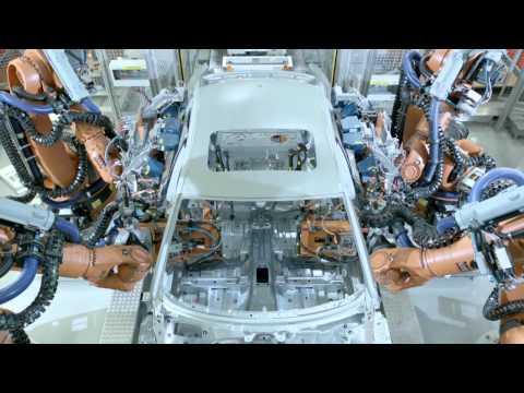 Audi Factory, Neckarsulm Footage