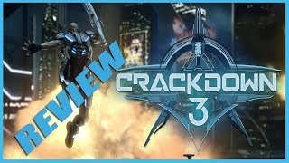 We Crackdown with our Review of CRACKDOWN 3 (Video Game Video Review)
