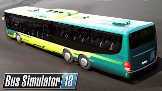 Nowy zakup | Bus Simulator 18 (#14)