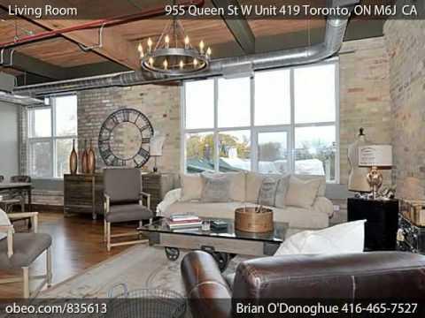 955 Queen St West Suite 419