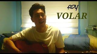 Ady - Volar (Versión Flamenca) [En Directo]