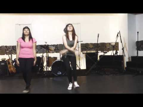 V Unit- This is our time - Choreographed by Chicky Gawad and Dianne Dela Rosa