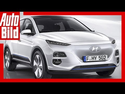 hyundai kona elektro 2018 erkl rung details youtube. Black Bedroom Furniture Sets. Home Design Ideas