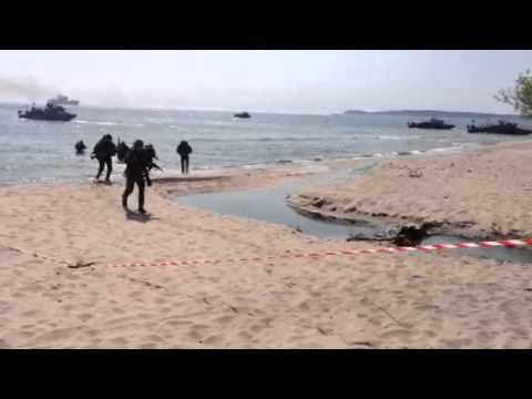 BALTOPS 2015 Amphibious Landing Assault Exercise
