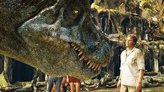 【穷电影】男子意外来到26.5亿年前,却发现霸王龙很喜欢他,只因做了这件事