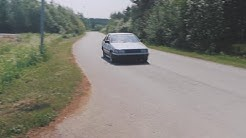 "Martelius Exhaust - Toyota Corolla AE86 2,5"" Over-Axle Catback Exhaust Soundcheck"