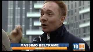 Rai 3, Intervista a Massimo Beltrame, Milano Guarda in Alto