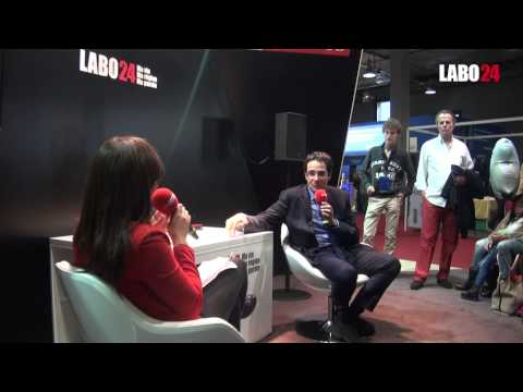Labo 24 au Comptoir Suisse, l'interview de Darius Rochebin