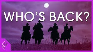 The returning characters in Red Dead Redemption 2 | Red Dead Refresher