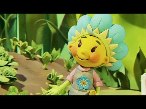 Fifi and The Flowertots | Pip & the Genie | Full Episode | Cartoon For Children 🌻