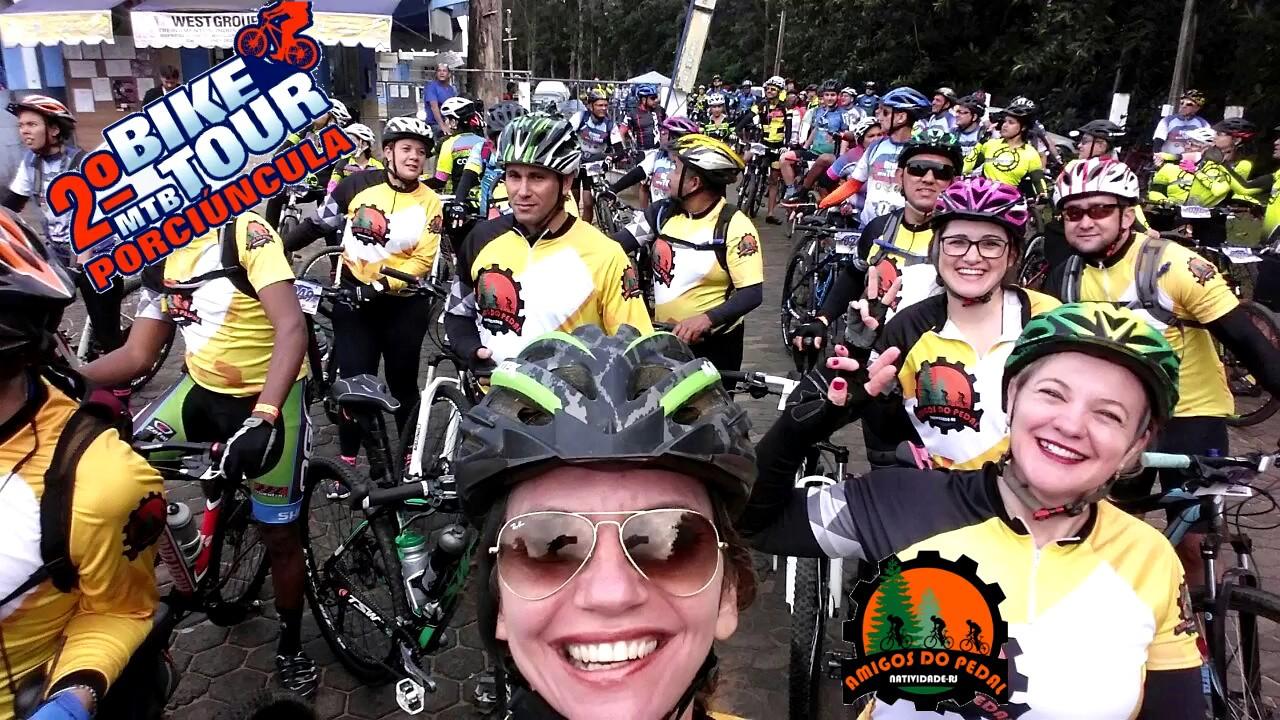 Segundo Bike Tour em Porciúncula RJ