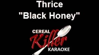 CKK - Thrice - Black Honey (Karaoke)