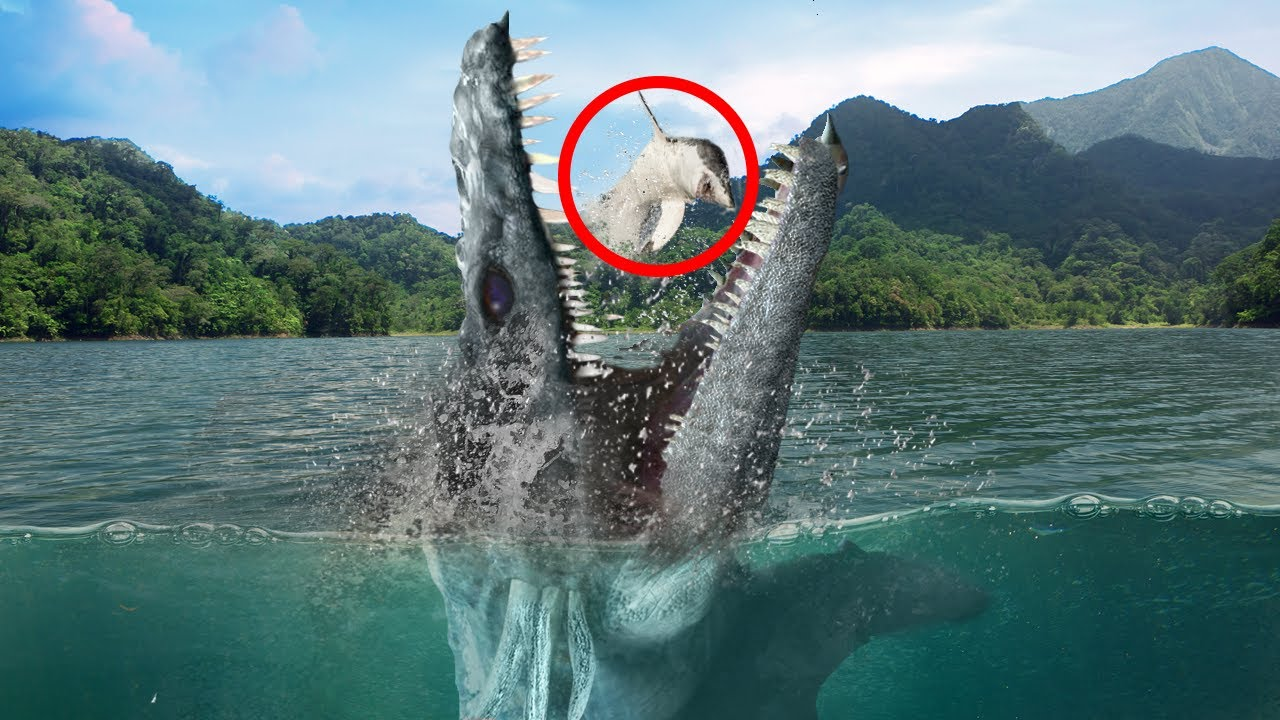 10 Most Terrifying Prehistoric Creatures