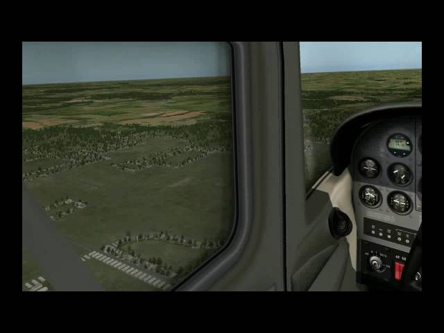 Flight Simulator Lesson 11: How to Land an Airplane