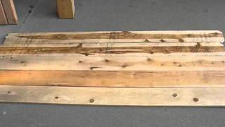 Building A Very Large Elevated Planter Box (part 1 Of 3)
