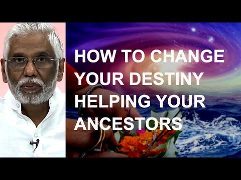 Change Your Destiny: Honoring Your Ancestors
