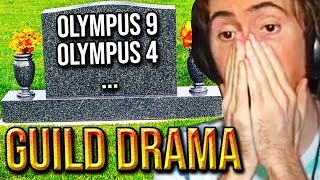 Asmongold LOSES Another Olympus Guild - Classic WoW Drama