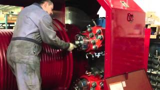 Adjusting the Brakes on an AC Drawworks