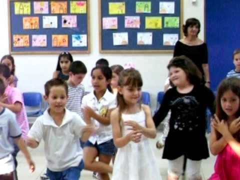 Hodi dance Israeli style