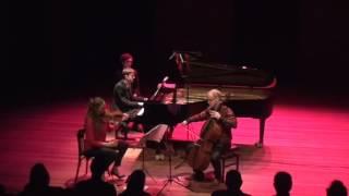 Verrassend Klassiek - Artonis Pianotrio - Ysaÿe Rêve d'Enfant