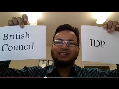 IELTS IDP vs British Council Whats the difference Easier Harder Better SYED