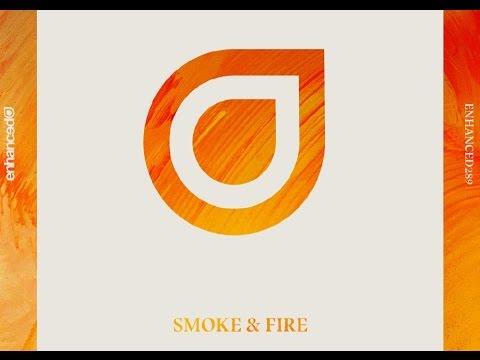 Cuebrick - Smoke & Fire (feat. Karra) (Official Lyric Video)