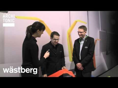 Stockholm Furniture Fair 2011 - Wästberg