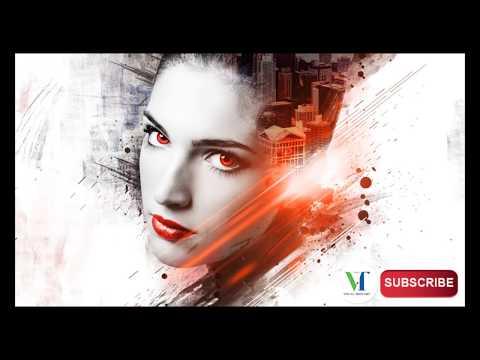 Photo art photoshop tutorial, abstract art | photoshop tutorial | VTGraphix thumbnail
