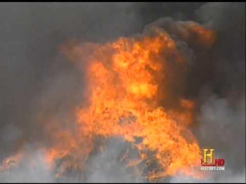 Persian Gulf War- Oil Fires
