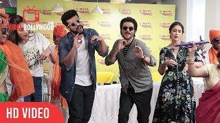 Mubarakan Grand Entry | Anil kapoor, Arjun kapoor, Ileana D'Cruz, Athiya Shetty | The Goggle Song