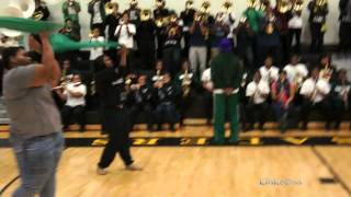 Cass Tech High School Alumni Band - Who Do I Turn To - 2013
