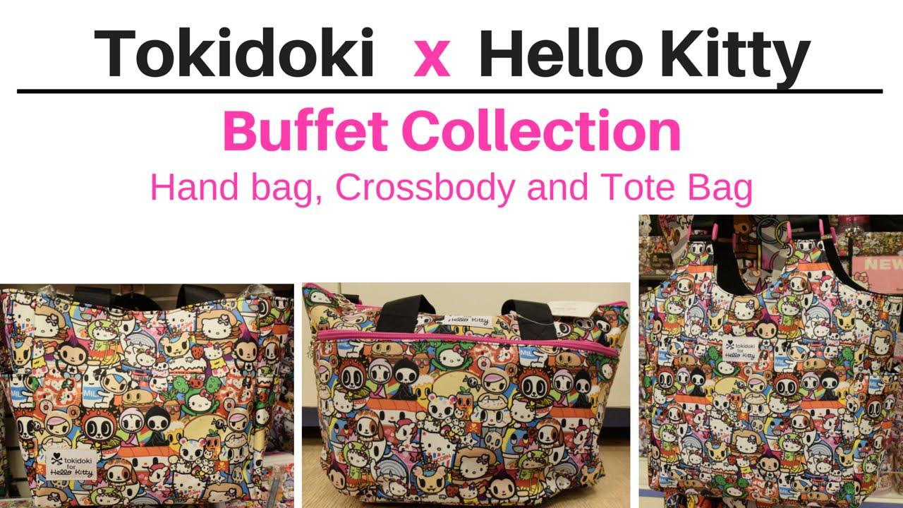 f6a9ccca8 tokidoki x Hello Kitty Buffet Collection - Hand Bag, Crossbody, Tote Bag