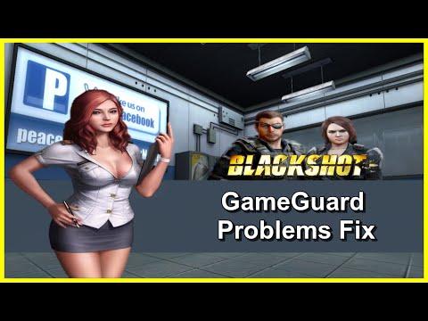 DIABO Blackshot - GameGuard Problems Fix ⚠️