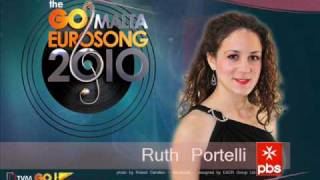 Malta Eurosong 2010 - Ruth Portelli - Three Little Words