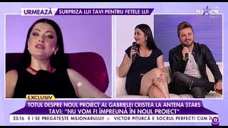 """Totul despre noul proiect al Gabrielei Cristea la Antena Stars, """"Te iubesc de nu te vezi"""""""