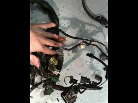 Rx7 wiring harness introduction YouTube